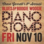 2017 Blues and Boogie Woogie Piano Stomp