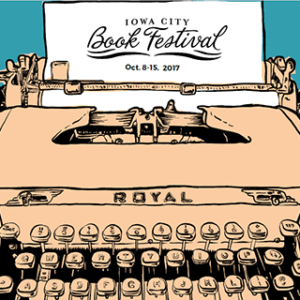 2017 Iowa City Book Festival
