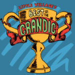 Little Village Best of CRANDIC award cup