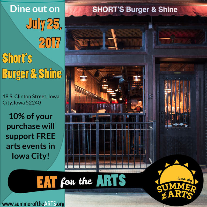 Eat-for-the-Arts-Shorts