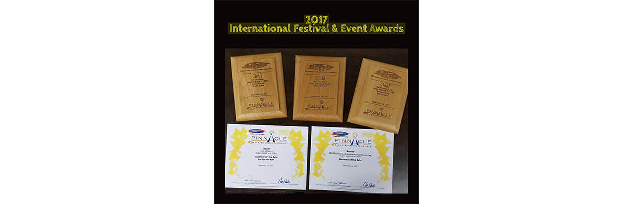 2017 International Festival & Event Awards
