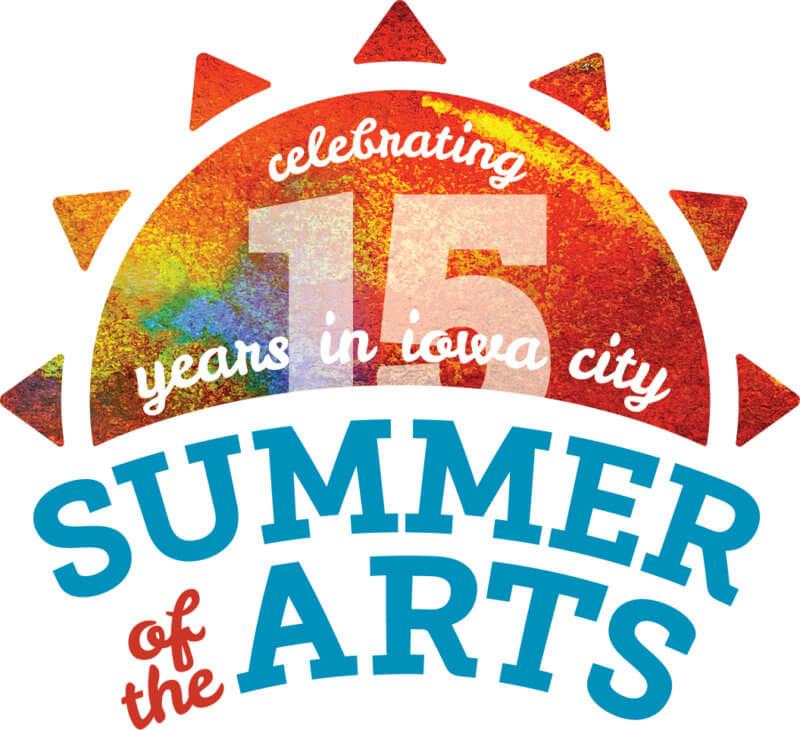 Summer of the Arts 15th Anniversary Logo